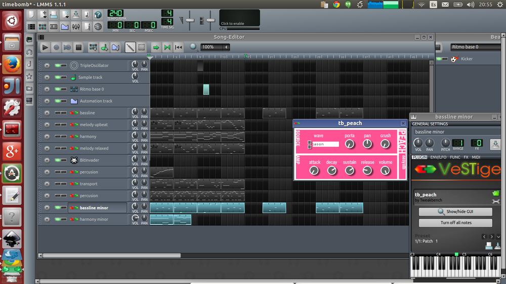 Creating Chiptune Style Music With Ubuntu - Coconauts